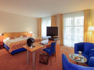 Mercure Hotel & Residenz Berlin Checkpoint Charlie, Hotels  Berlin - big - 51