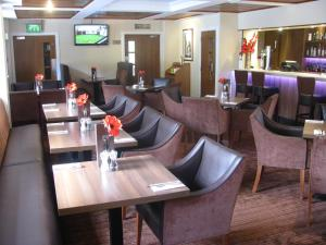 New Lanark Mill Hotel, Отели  Ланарк - big - 33