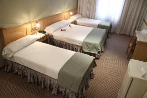 Gran Hotel Ailen, Szállodák  Buenos Aires - big - 8