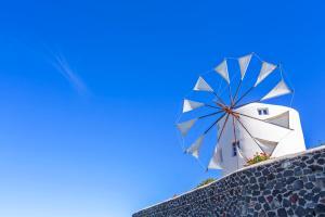 Windmühlenvillen (Imerovigli)