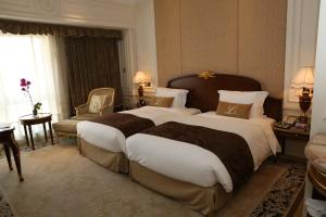 Executive Grand Deluxe King Room