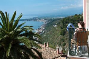 Hotel Villa Schuler, Hotels  Taormina - big - 81