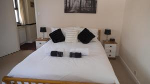 Friars Hele B&B, Bed & Breakfasts  Meeth - big - 17