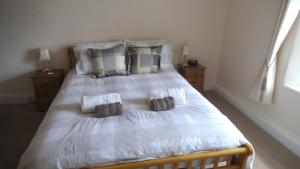 Friars Hele B&B, Bed & Breakfasts  Meeth - big - 4