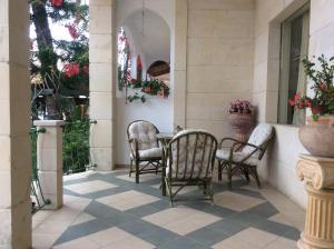 Bueno Hotel, Residence  Platanes - big - 68