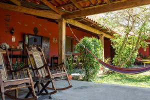 Casa Rural Aroma de Campo, Bed & Breakfast  Curubandé - big - 23