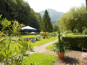 Aparthotel Alpenpark, Apartmanhotelek  Kochel - big - 18
