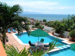 Hotel Suites La Siesta, Отели  Пуэрто-Вальярта - big - 20