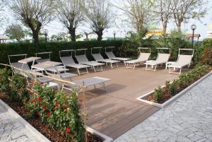 Hotel Granada, Hotel  Milano Marittima - big - 38
