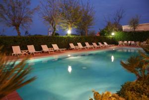 Hotel Granada, Hotel  Milano Marittima - big - 34
