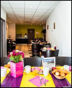 Appart'hôtel - Résidence la Closeraie, Residence  Lourdes - big - 32