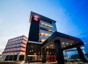 Tune Hotel klia2, Airport Transit Hotel, Hotels  Sepang - big - 70