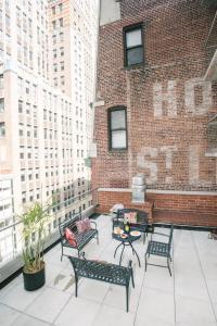Hotel 32 32, Hotels  New York - big - 28