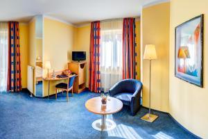Hotel Graf Lehndorff, Szállodák  München - big - 12