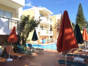 Bueno Hotel, Residence  Platanes - big - 143