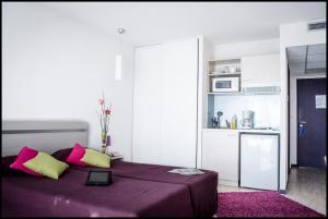 Appart'hôtel - Résidence la Closeraie, Aparthotels  Lourdes - big - 19