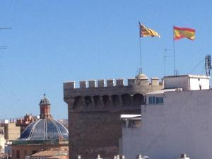 Apartamentos Turia, Apartmanok  Valencia - big - 100