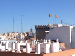 Apartamentos Turia, Apartmanok  Valencia - big - 99