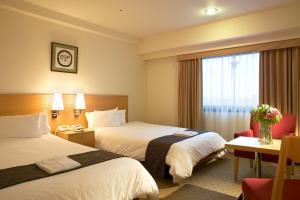 Mercure Hotel Narita, Szállodák  Narita - big - 6