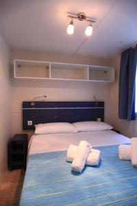 Camping Bella Italia, Комплексы для отдыха с коттеджами/бунгало  Пескьера-дель-Гарда - big - 7