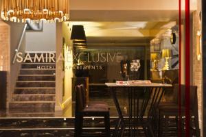 Samira Exclusive Hotel & Apartments, Hotel  Kalkan - big - 71