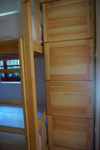 Cama en habitación compartida de 4 camas