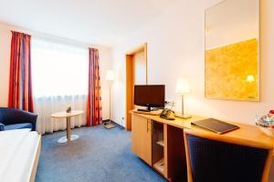 Hotel Graf Lehndorff, Szállodák  München - big - 4