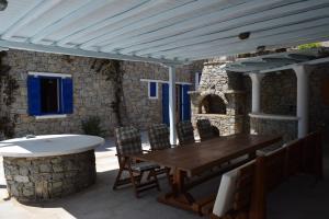 Villa Irini, Ville  Panormos Mykonos - big - 5
