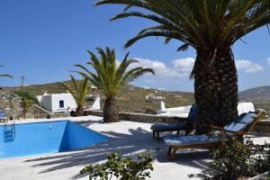 Villa Irini, Ville  Panormos Mykonos - big - 12