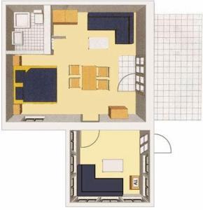 Ferienwohnungen Reetwinkel in Wieck, Apartmanok  Wieck - big - 80