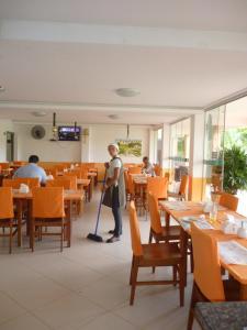 Hotel Absolar, Hotely  Alagoinhas - big - 11