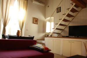 Piazzetta Santa Barbara, Apartmány  Bari - big - 14
