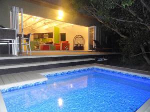小木屋 - 带私人游泳池 - 3