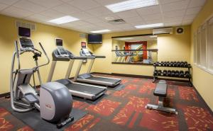 Courtyard by Marriott Peoria, Отели  Peoria - big - 21