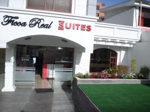 Ficoa Real Suites, Hotel  Ambato - big - 35