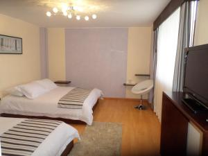 Ficoa Real Suites, Hotel  Ambato - big - 4
