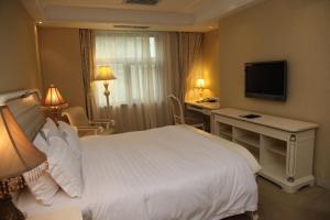 Deluxe Suite met Kingsize Bed