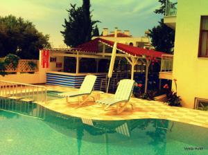 Vesta Hotel, Hotely  Side - big - 27