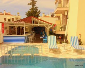 Vesta Hotel, Hotel  Side - big - 29