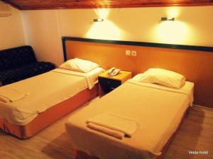 Vesta Hotel, Hotel  Side - big - 14