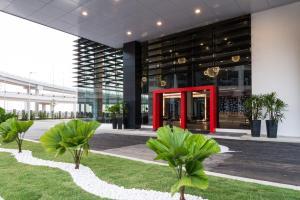Tune Hotel klia2, Airport Transit Hotel, Hotels  Sepang - big - 78