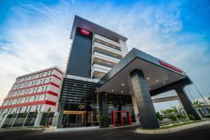 Tune Hotel klia2, Airport Transit Hotel, Hotels  Sepang - big - 96