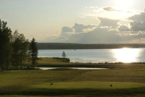 Piteå Golfhotell, Hotely  Piteå - big - 10