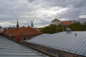 Mansard in Old Town