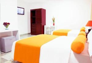 Hotel Maneba, Hotely  Yopal - big - 8