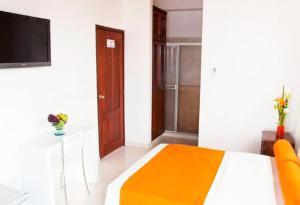 Hotel Maneba, Hotely  Yopal - big - 7