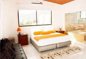 Hotel Maneba, Hotely  Yopal - big - 22