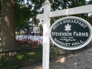Stevenson Farms-Harvest Spa B and B