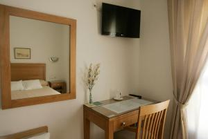 Hotel Goartín, Отели  Малага - big - 24