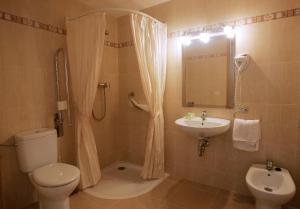 Hotel Goartín, Отели  Малага - big - 10